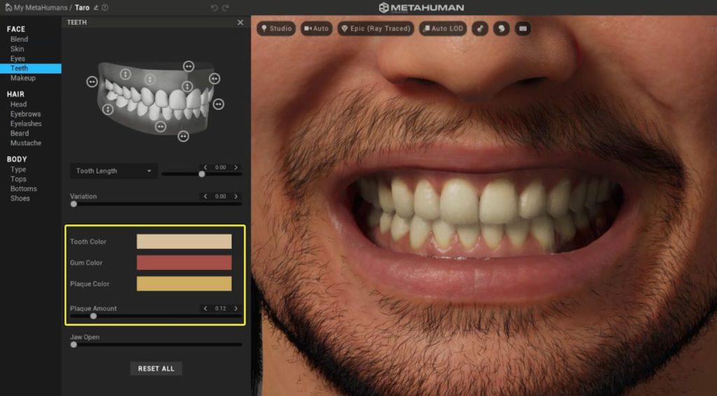 連牙齒排列都可以調整。