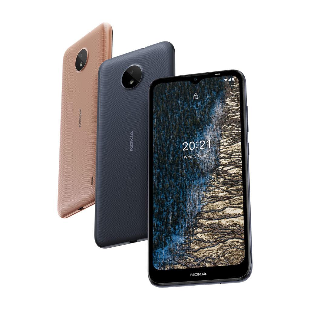 C20 是針對平超價手機市場,採用Android Go系統,以及使用Unisoc 處理器。
