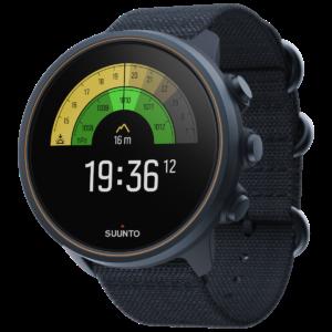 Suunto 9 Titanium 是款專業的智能手錶,現在買錶送多條錶帶,用來襯衫啱晒。