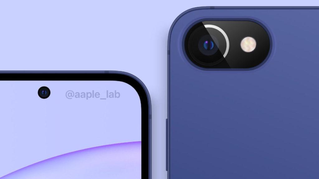 過去曾傳聞 Apple 會在 2022 年推出採用開孔屏設計的 iPhone 。