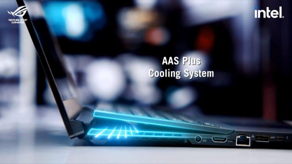 全新 AAS Plus 散熱系統