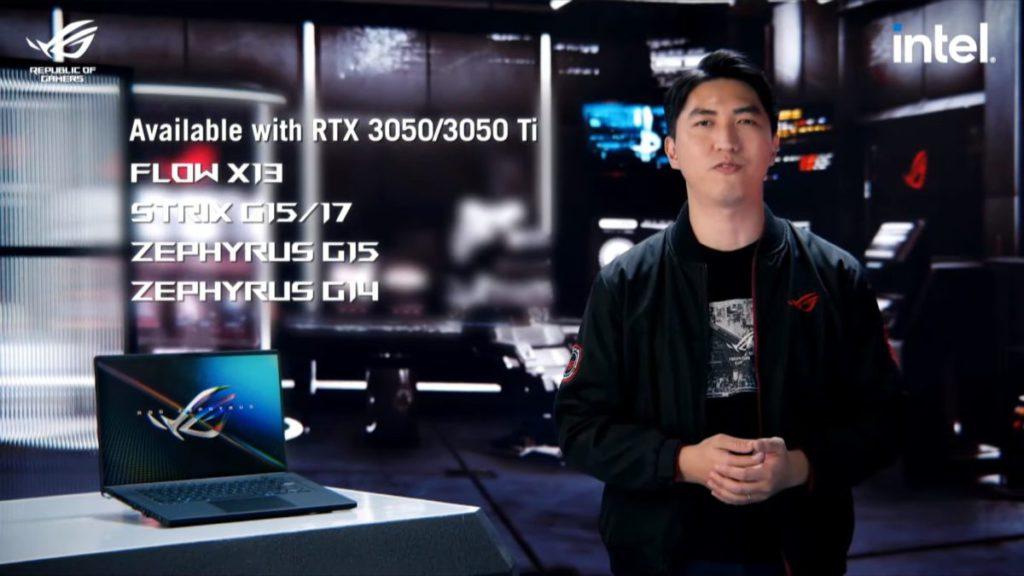 部分推出或未推出的今年型號將會加入 RTX 3050 或 Ti 版本。
