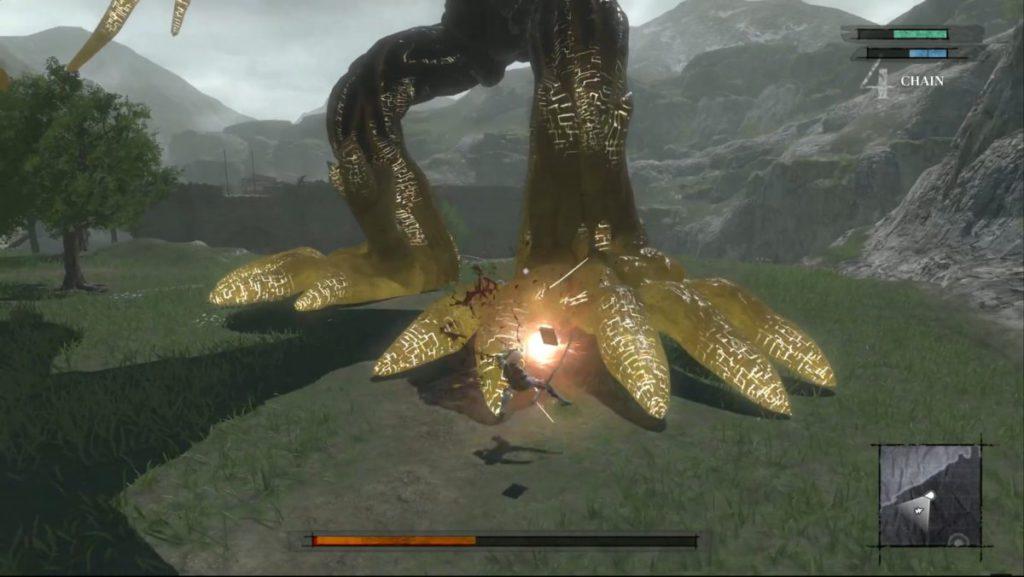 高難度明顯變化的就只有敵人的血量,但他們絕大部分時間又會站著任由玩家攻擊。