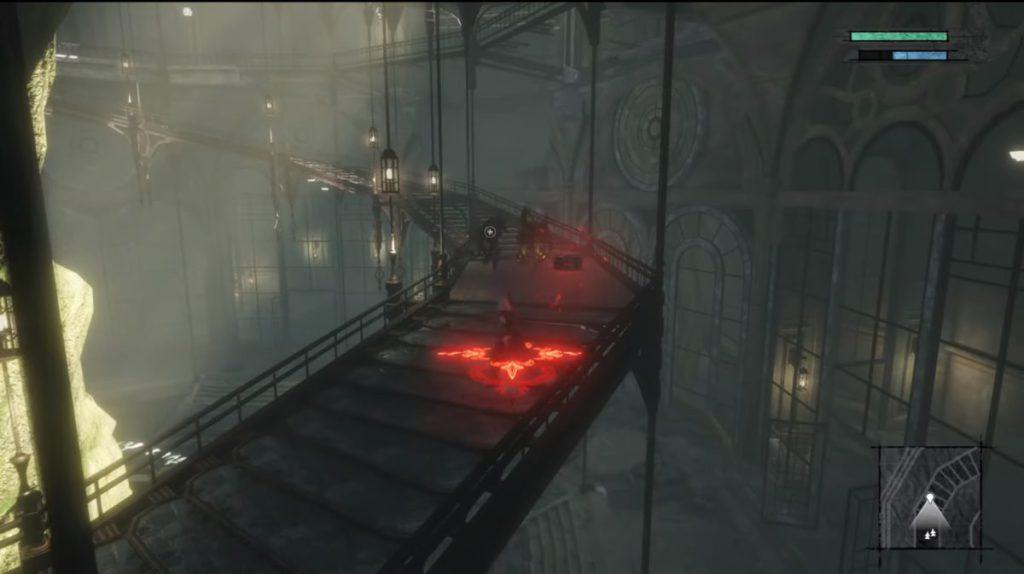 努力玩通所有結局的玩家,對「石之神殿」這條又長又麻煩的樓梯相信留下過不少壞回憶。