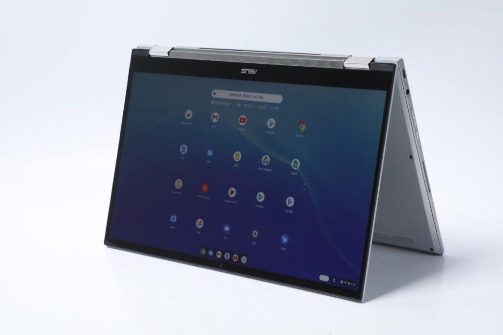 採用變形筆電設計,屏幕可360度翻開,可配合工作和娛樂等不同應用的需要,將電腦切換成不同模式。