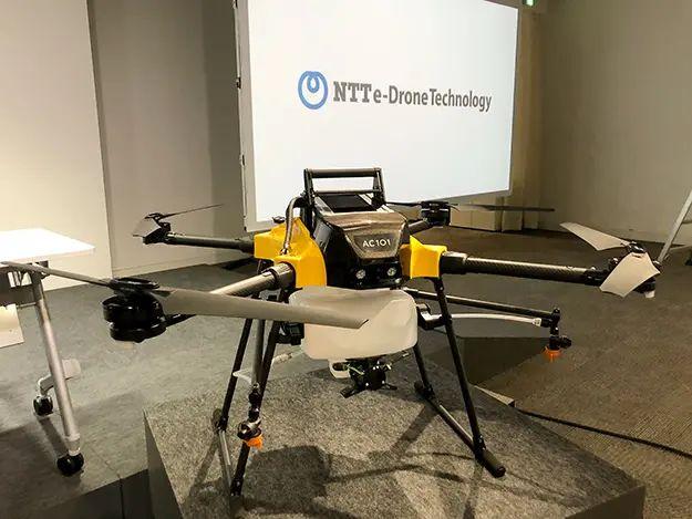 NTT 都開始生產本土製無人機,問題是性能和價格與中國製無人機差距仍然很大。