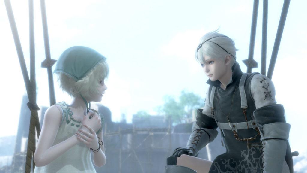 當玩家理解到一切劇情後,才會明白兄妹之情到底有多麼的沉重啊.....
