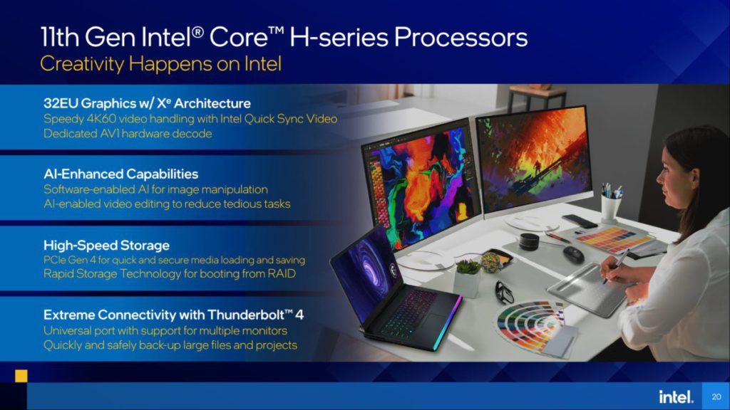 新 CPU 也內建 Graphics 功能,但功能大減至 32 EU ,僅相當於 H35 平台最多 96 EU 的 33%。