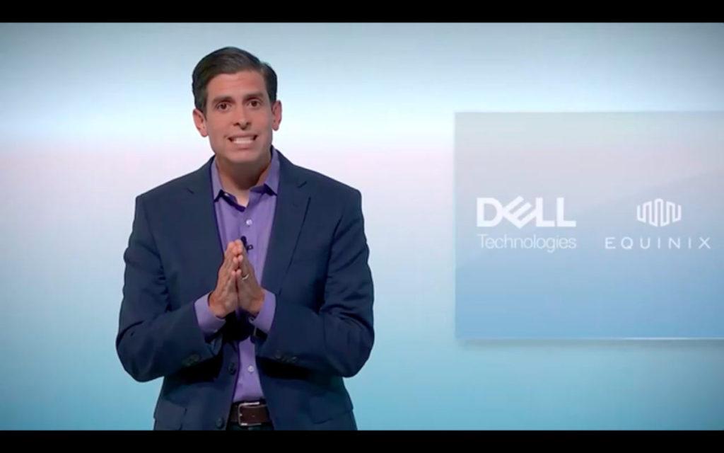 Dell Technologies與 Equinix 合作,在後者的數據中心托管 APEX 產品。