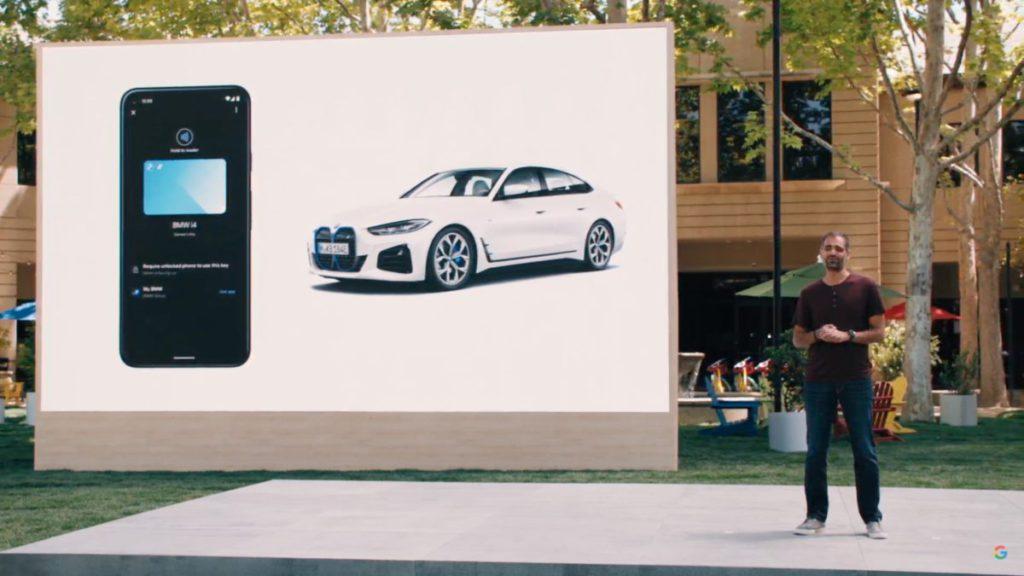 今年秋季推出的 Pixel 和 Samsung Galaxy 新手機將具備 Android 數碼車匙功能。