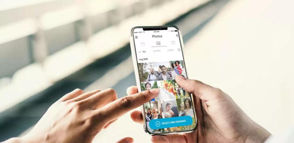 既可以自動備份手機照片影片,又可以隨時隨地存取觀看。