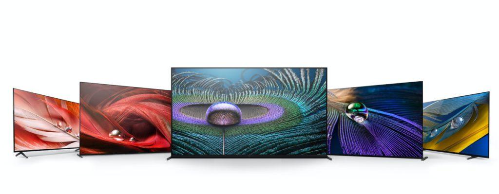 Sony BRAVIA XR 電視