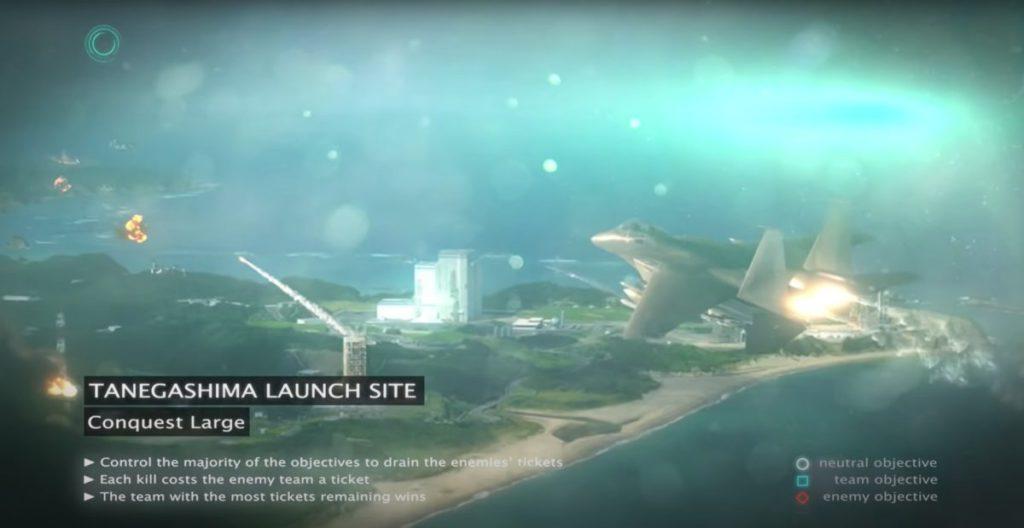 鹿兒島縣種子島火箭發射站