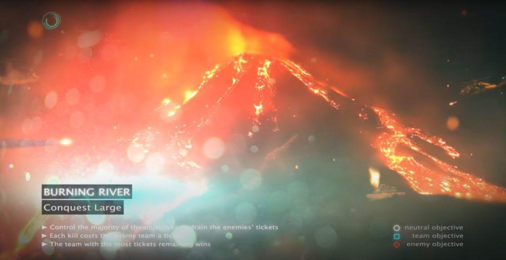 火山爆發都要打?
