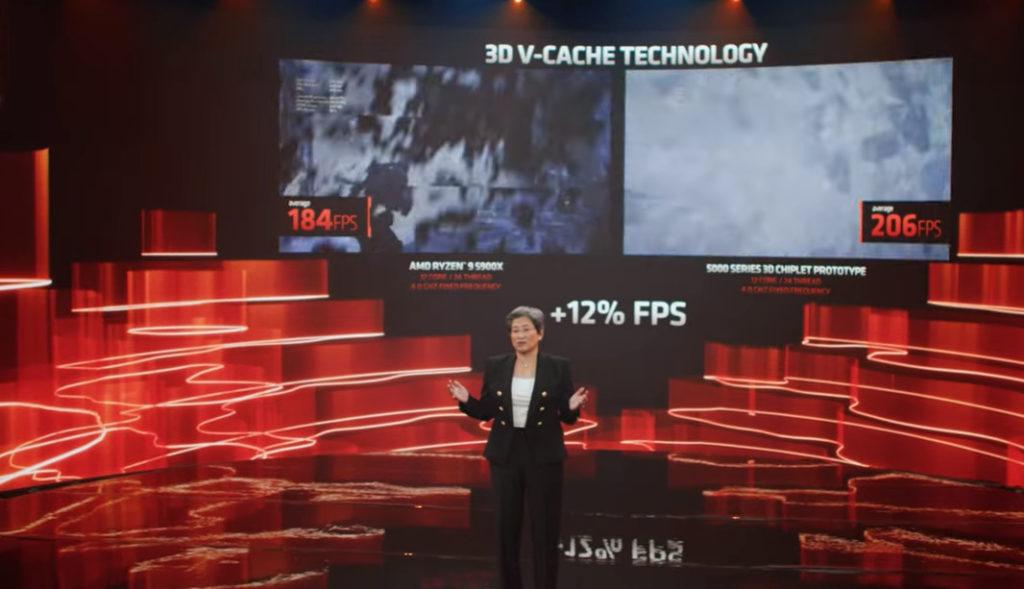 即場的遊戲 Demo 有最多 12% FPS 的增長
