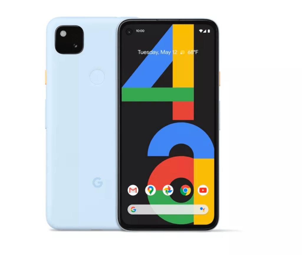 Pixel 4a 5G 手機街場價約在 $3,480 左右。