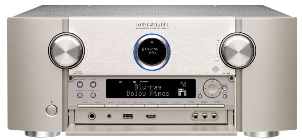 Marantz SR8015原價$27,000,減價後$21,700,仲可以Trade-in任何牌子的2ch或AV AMP當現金駛。