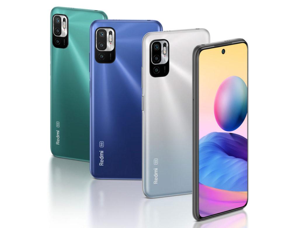港行Redmi Note 10 5G定價$1,599,採用MediaTek推出的Dimensity 700 5G SoC。