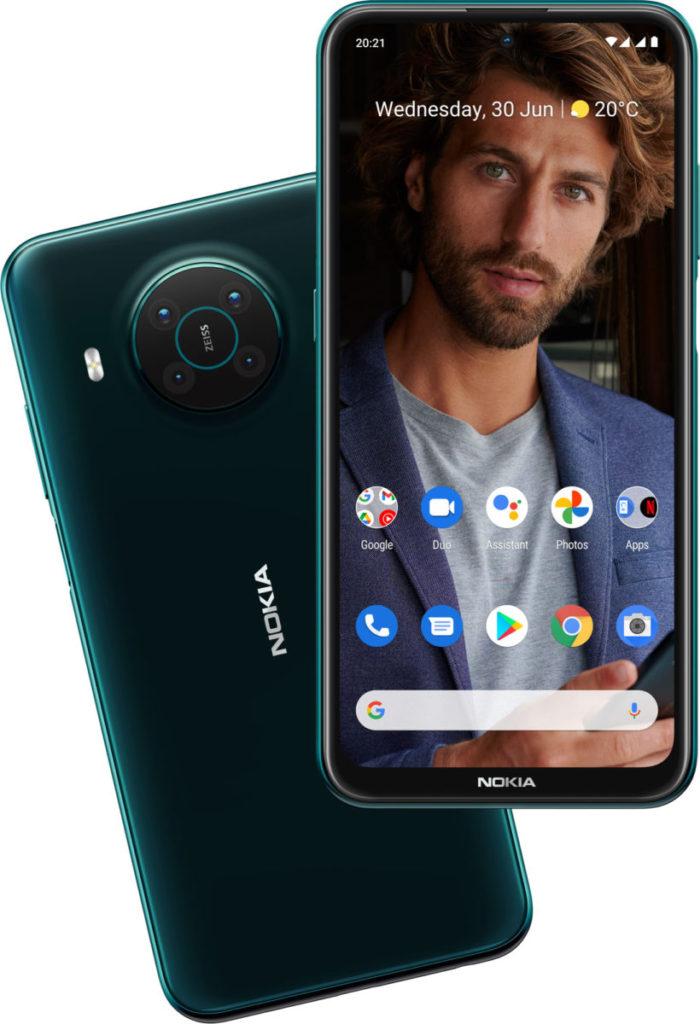 Nokia X10 5G 在本月上旬推出,港行 6GB RAM 、1 28GB 儲存街價約在 $2,480 左右。