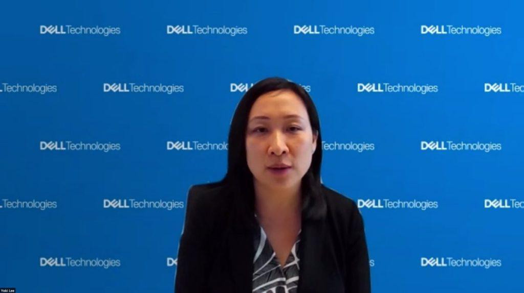 李詩韻表示,企業可透過 APEX 即服務採購新款伺服器。