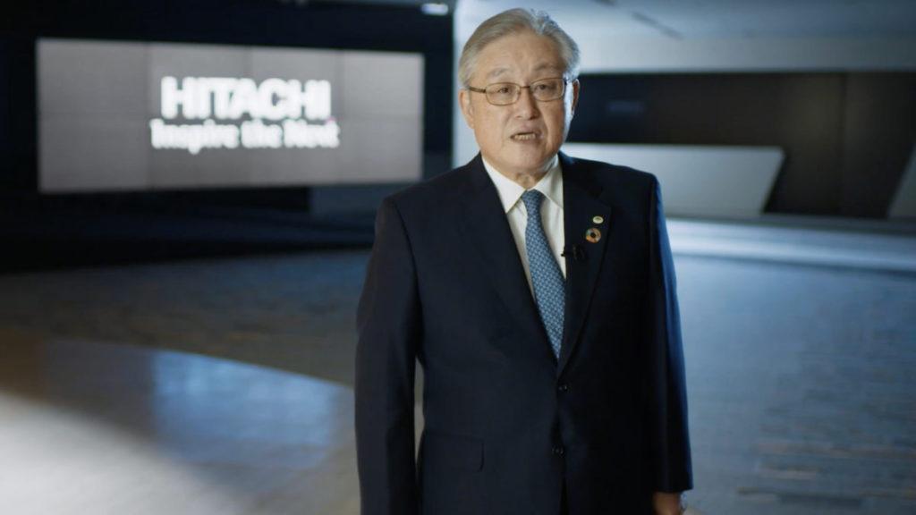 東原敏昭指, GlobalLogic 將會與 Hitachi Vantara 緊密合作,推動社會創新。