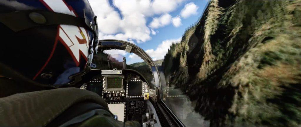 戰機駕駛艙都做得很真實。