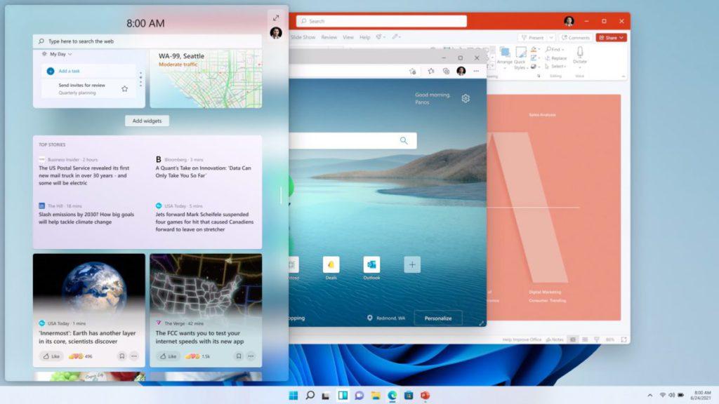 小工具其實一直都有,不過似乎被大家漸漸遺忘。新 Windows 11 下它會變得更受歡迎嗎?