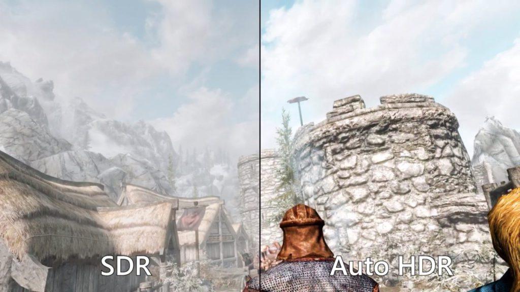 Auto HDR 和 DirectStorage 是來自 Xbox Series X|S 的功能。