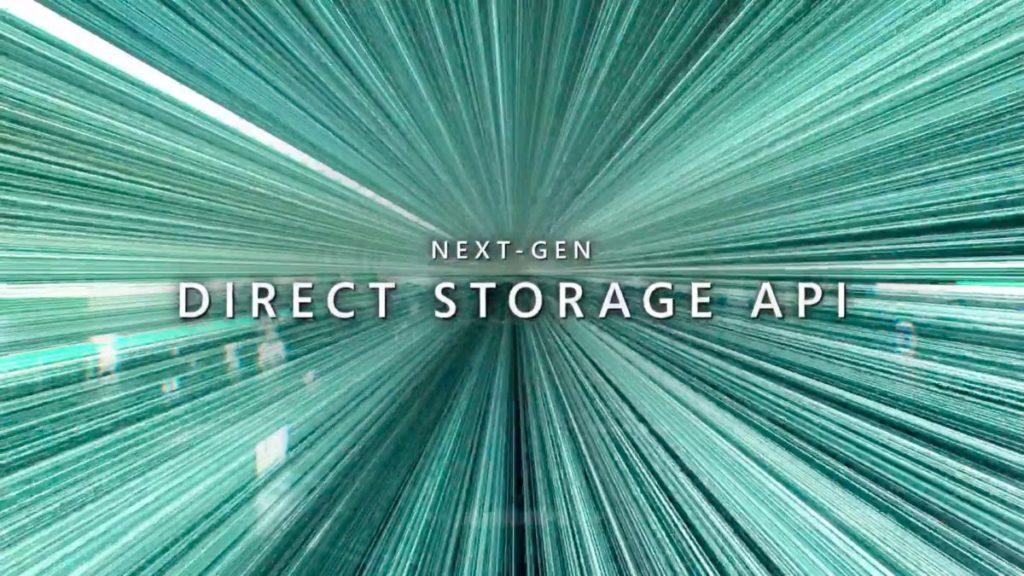 要用到支援 DirectStorage API 的遊戲,需要使用 1TB 以上的 NVMe SSD 。