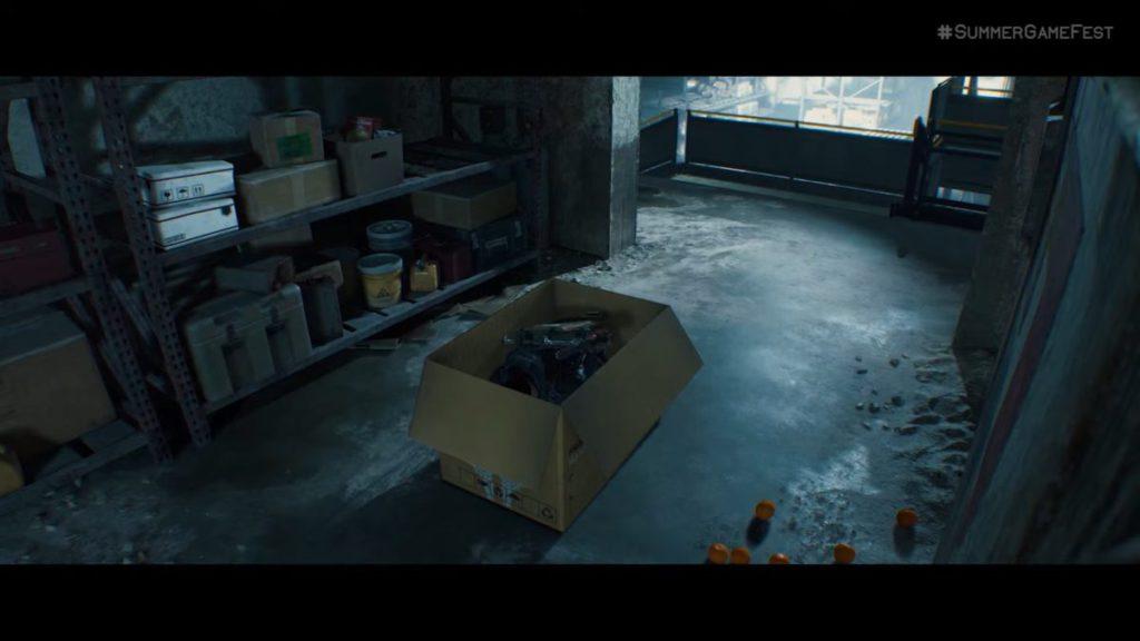 雖然背住紙箱潛入看來就是一件難事,但山姆依然用盡渾身解數服務一下玩家。