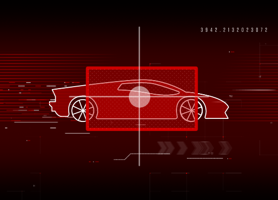 EOS R3 將會加入車輛與電單車識別追蹤功能。