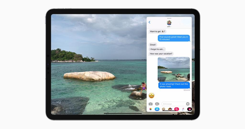 傳聞中 iPadOS 15 將可讓用戶一次過開啟多個程式,這對需要開啟多個程式來進行特定工作的用戶來說會很方便。