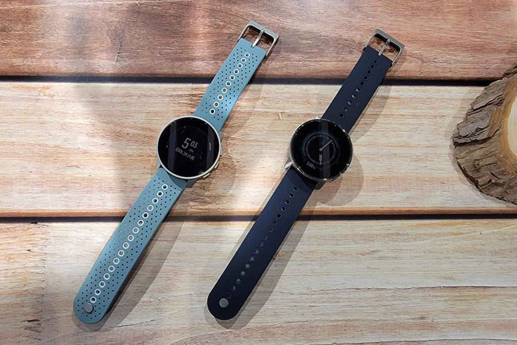 Suunto 9 Peak 具備不銹鋼及 Titanium 錶殼兩個版本,後者使用 Titanium Grade 5 物料製作,價格較高。