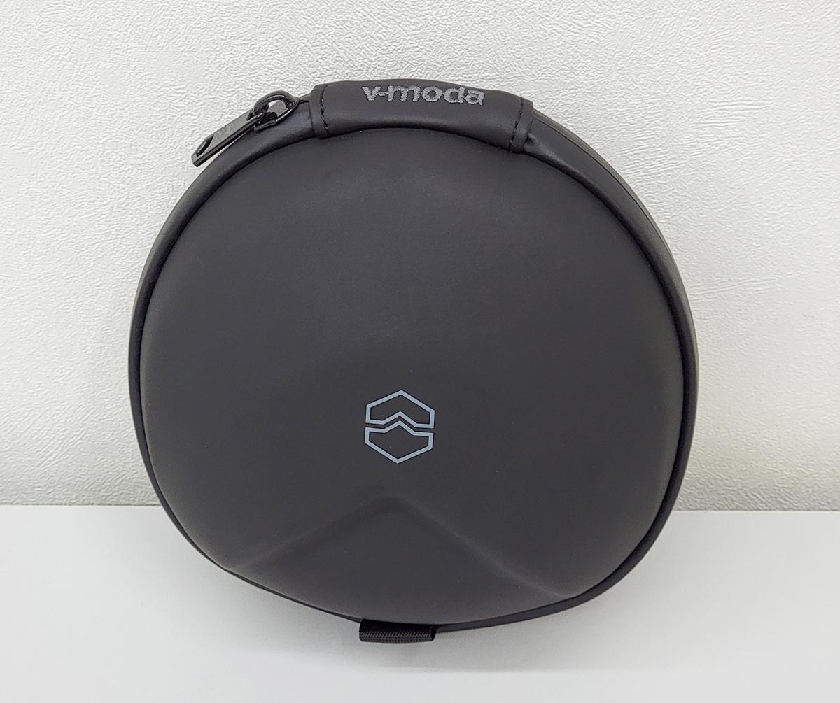 隨耳筒附便攜硬盒。