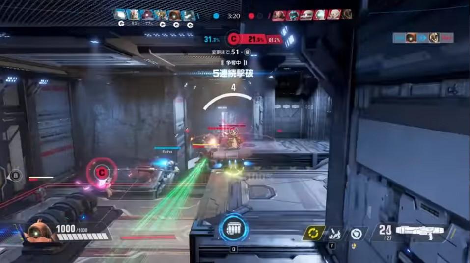 遊戲雖然未正式推出,但其介面與激似《鬥陣特攻》卻成為另一個討論的地方。