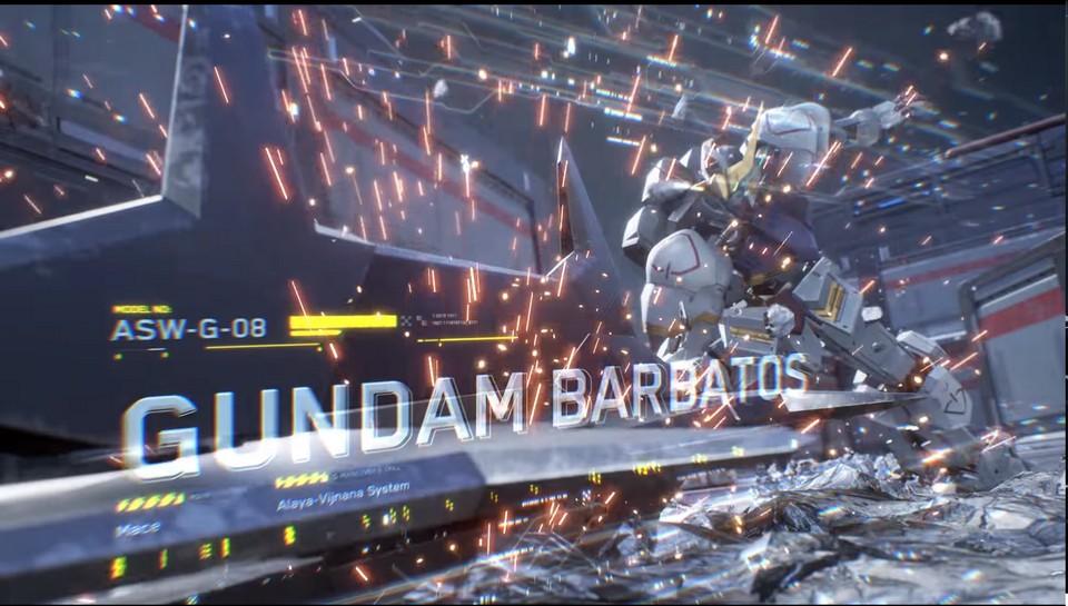 近年大熱的巴巴托斯在遊戲中將會擔任近戰機體。