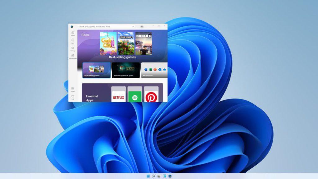選擇只在視窗所在的屏幕顯示的話,副屏的工作列仍會有視窗、搜尋、桌面和小工具圖示。