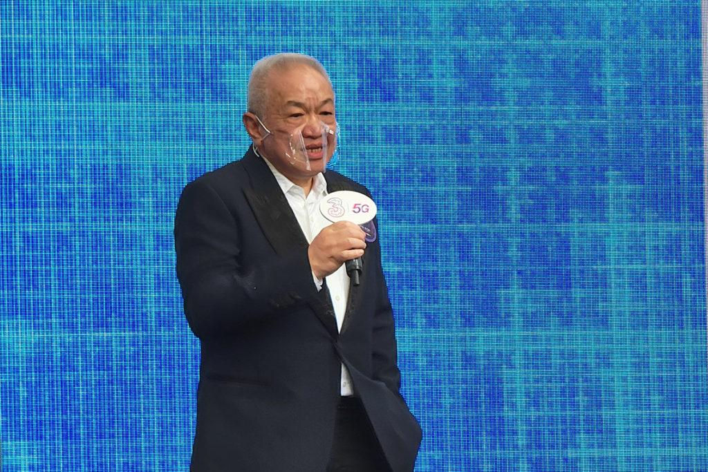 和記電訊香港控股有限公司主席及長江和記集團聯席董事總經理霍建寧指,自 2019 年起已投放逾 30 億港元擴展流動網絡和發展 5G 網絡。