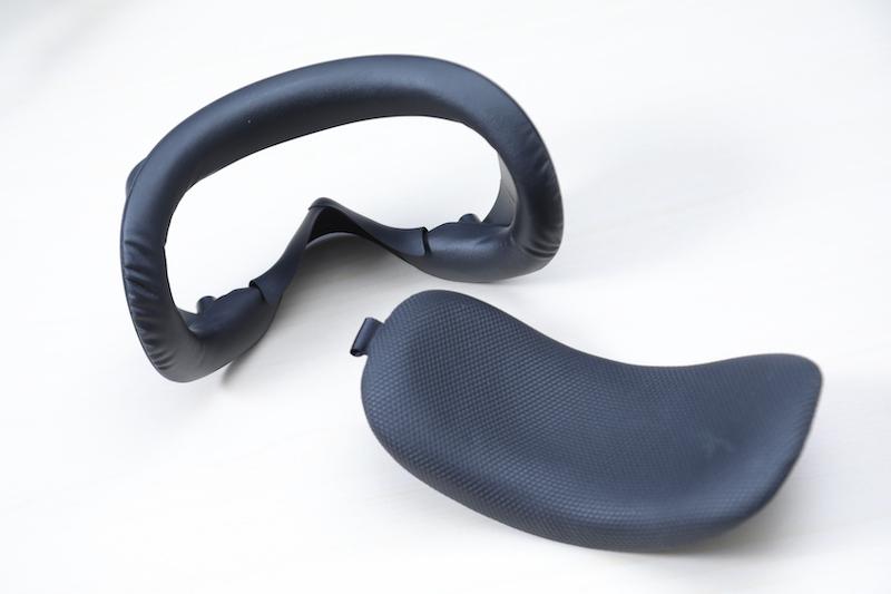面墊和枕墊都採用磁吸設計,可以快拆除清洗。