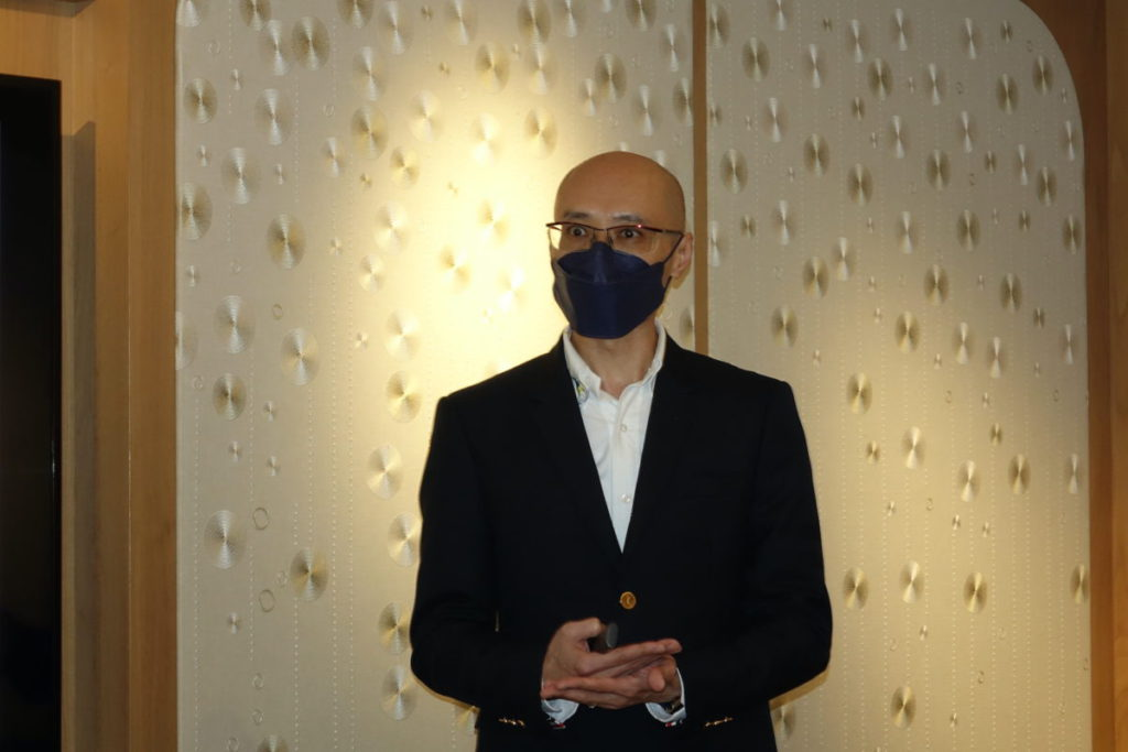 徐思俊表示,黑客近年興起勒索軟件攻擊有四個原因。