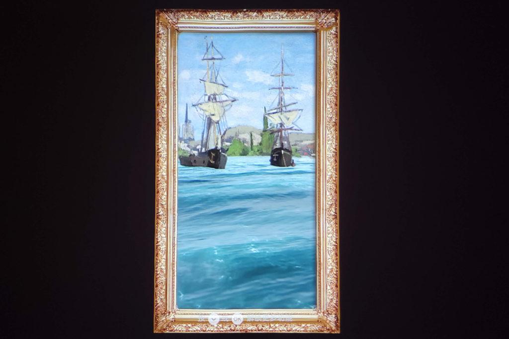 甚至可以顯示畫作,為家中添上一點藝術氣息。