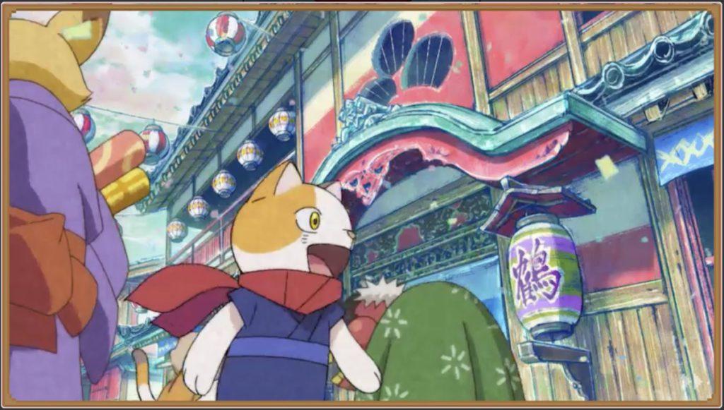 遊戲裡加插的動畫由曾參與《漁港的肉子》、《煙囪小鎮的普佩》等電影的 STUDIO 4℃ 製作。