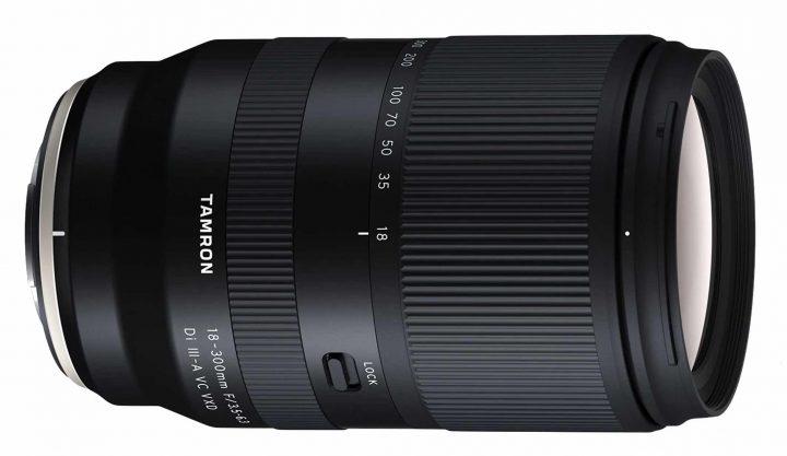 鏡頭支援 Sony E-Mount 和 Fujifilm X-Mount 。