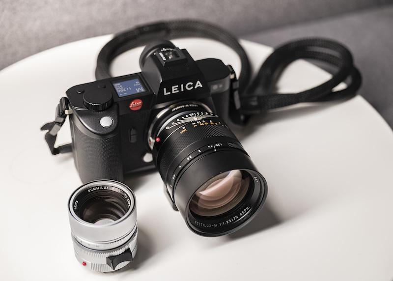 透過 M-L 轉接環,就可以享用 Leica 經典 M 鏡頭所帶來的獨特質感。