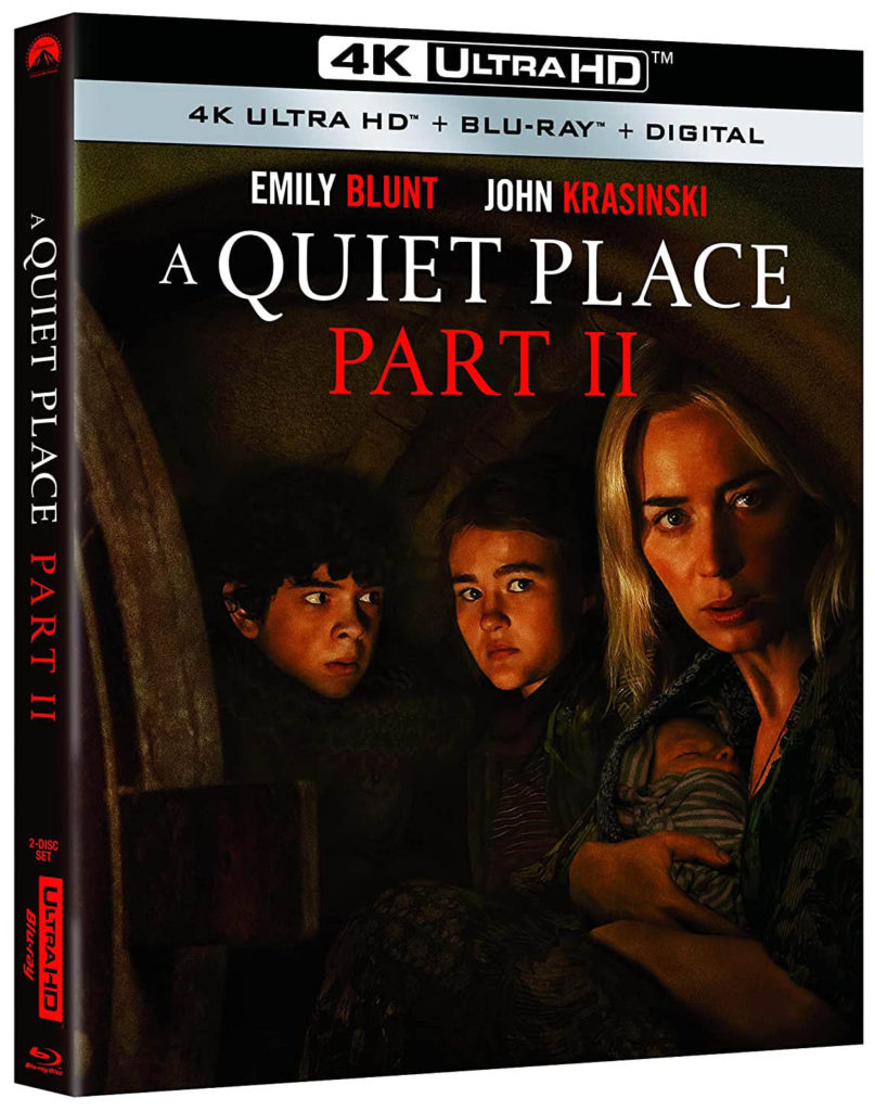A Quiet Place Part II 無聲絕境2
