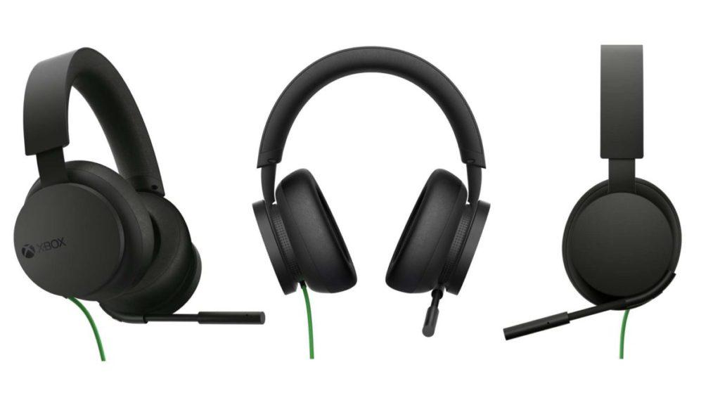 Xbox Stereo Headset 基本上就是 3 月推出的 Xbox Wireless Headset 的有線版。
