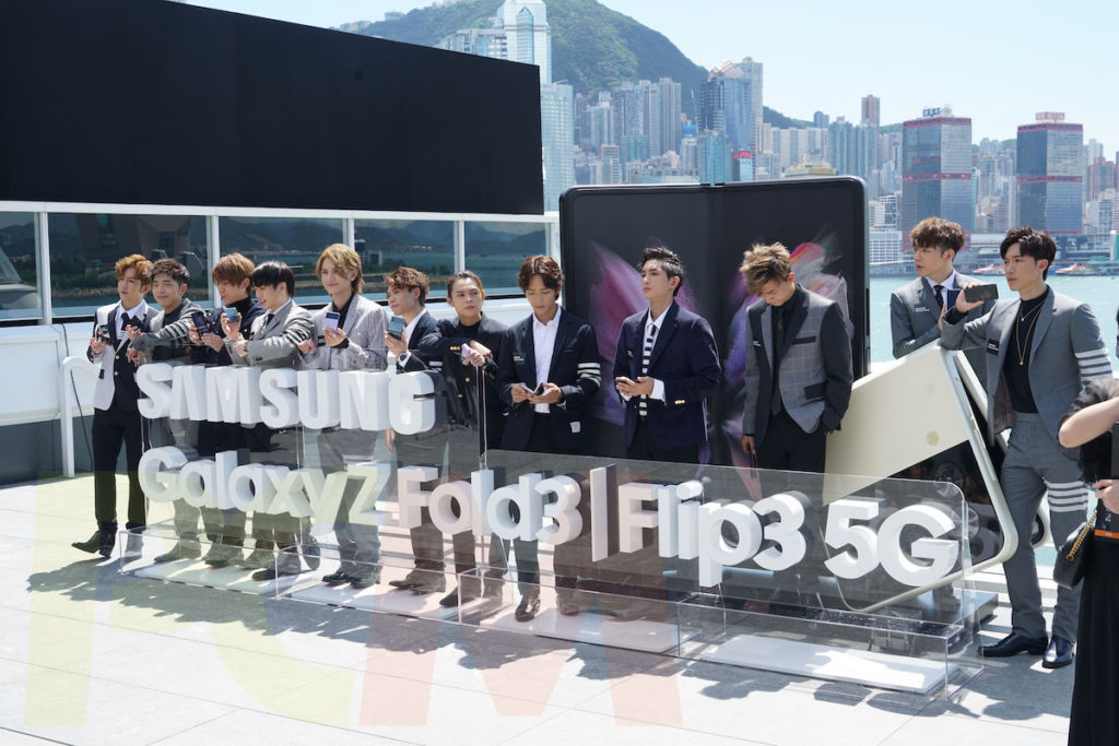 Samsung Galaxy Z Fold3 | Flip3 5G 發表會 with Mirror 1