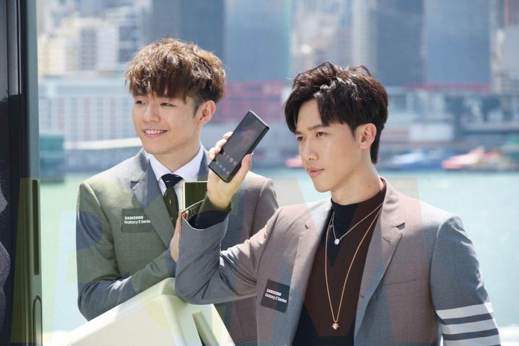 Samsung Galaxy Z Fold3 | Flip3 5G 發表會 with Mirror 3