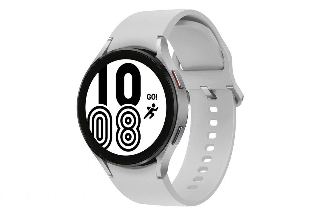 Galaxy Watch4 用上鋁質錶框,像Galaxy Watch Active 觸控邊框操作,有44mm及40mm兩款。