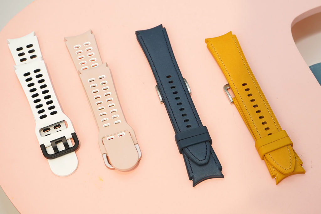 廠方亦有提供多款錶帶可供用戶選購更換。